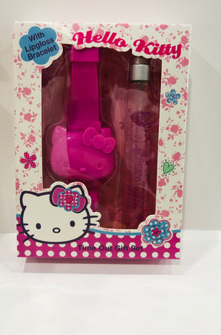HELLO KITTY 2p WATCH