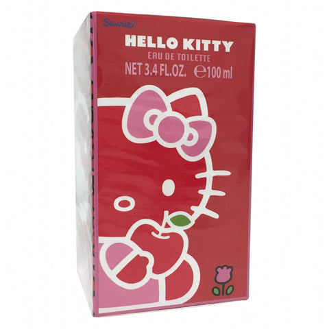 HELLO KITTY RED 3.4oz N EDT SPRY