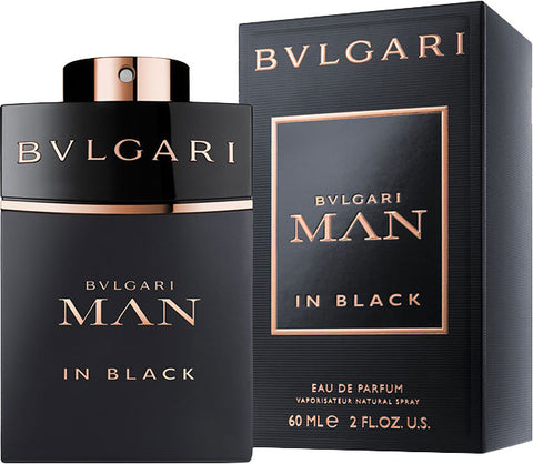 Bvlgari Man In Black by Bvlgari - Eau De Parfum Spray 2 oz