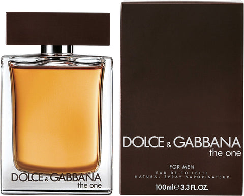 Dolce & Gabbana The One - Eau De Toilette Spray 3.3 oz
