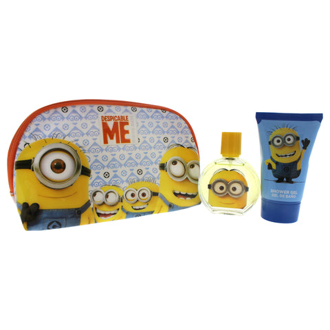 Minions for Kids - 3 Piece Gift Set