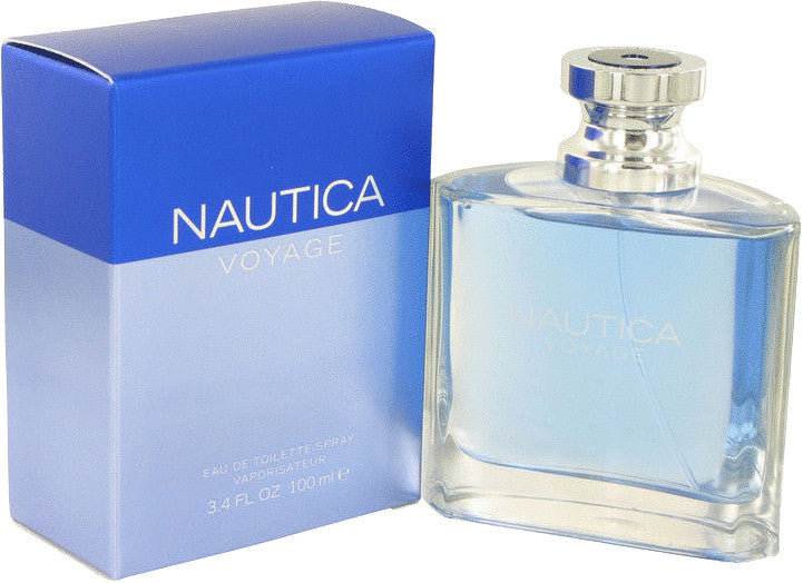 Nautica Voyage by Nautica Parfums - Eau De Toilette Spray 3.4 oz