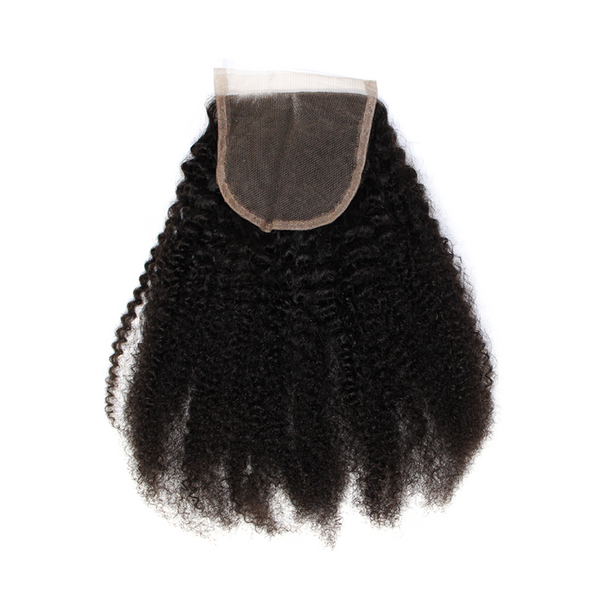 Power Naturals Closure: Afro Kinky Curl