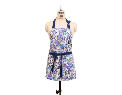 Bird Market Top Pocket Apron - chopcookdine