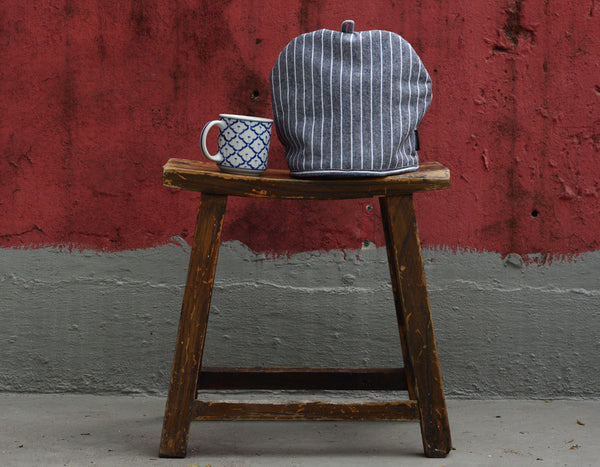 Stripe Tea Cozy - chopcookdine