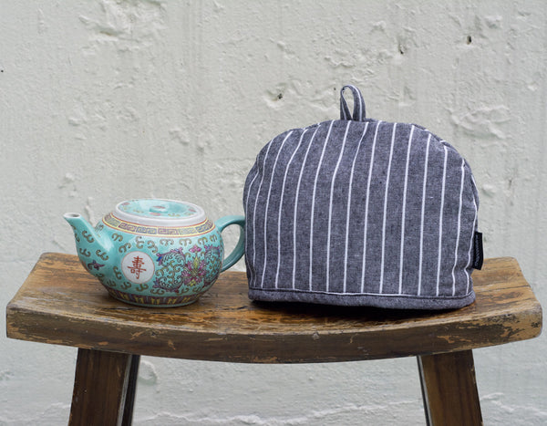 Stripe Small Tea Cozy - chopcookdine