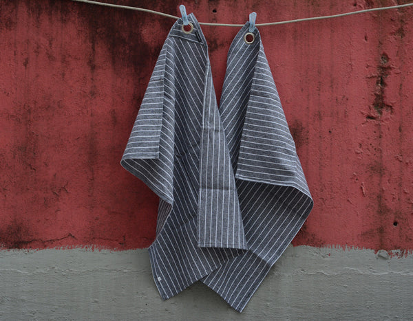 Stripe Tea Towel - chopcookdine