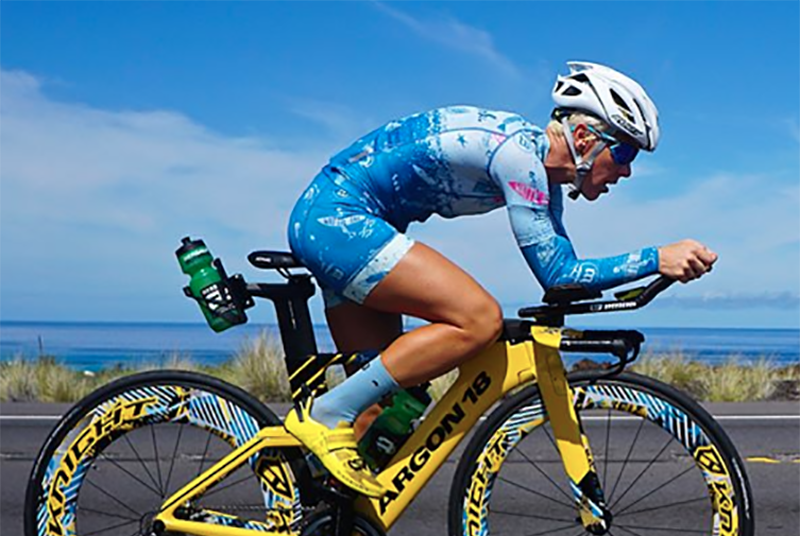 'Zinc Out Loud!' with top Kona World Champion contender, Heather Jackson