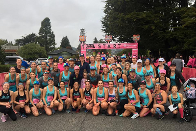 Team Spotlight - Arete Women's Running Club