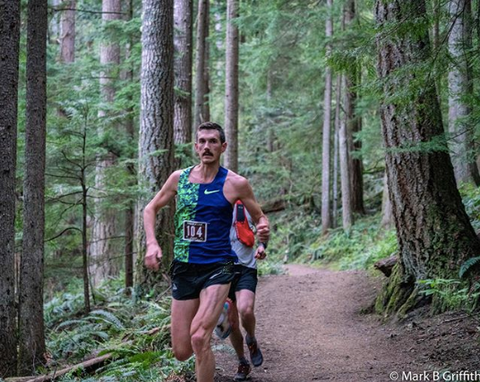 David Laney wins Tiger Claw race in Washington State photo credit @markbgriffith