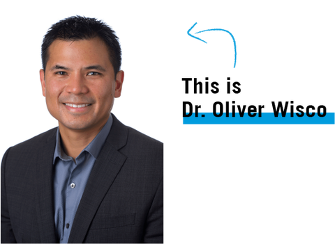Dr. Oliver Wisco, Dermatologist & Mohs Surgeon