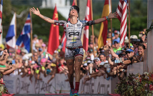 Heather Jackson IRONMAN and Zealios Athlete