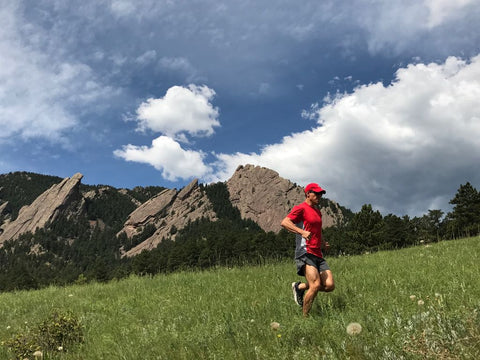 Rob Gray, Ultraman World Champion lives and trains in Boulder, Colorado