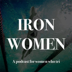 IronWomen Podcast Logo