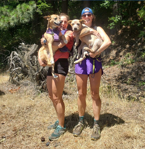FKT Record Holders, Emily Halnon and Danielle Snyder