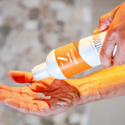 Zealios Swim & Sport Conditioner sulfate-free and safe for treated hair