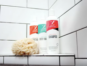 Zealios Shower Bundle - Shampoo + Body Wash - 12 oz