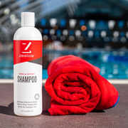 Zealios Swim & Sport Shampoo for swimmers
