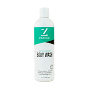 Zealios Swim & Sport Body Wash designed to remove chlorine and sweat buildup