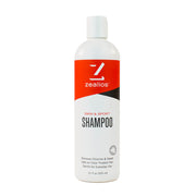Zealios Swim & Sport Shampoo to remove chlorine and sweat buildup