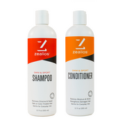 Zealios Swim & Sport Shampoo and Conditioner to remove and protect against chlorine