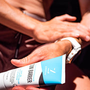 Sun Barrier SPF 45 zinc sunscreen for athletes