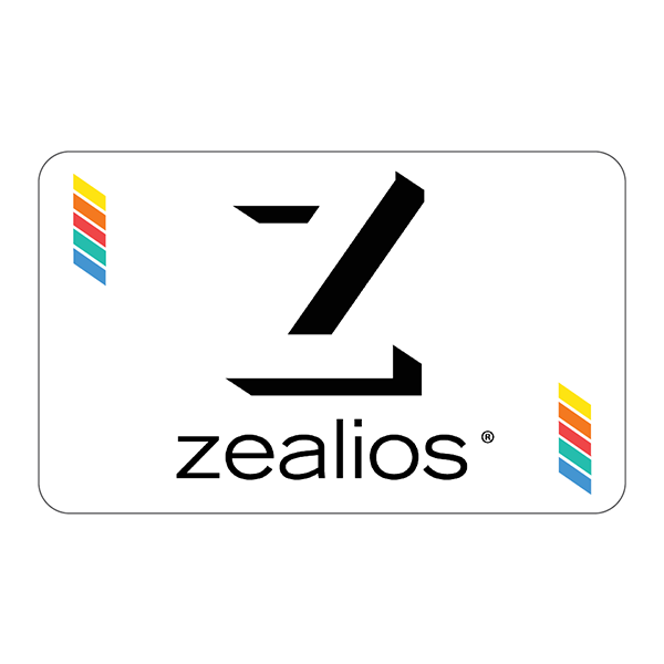Zealios Gift Cards