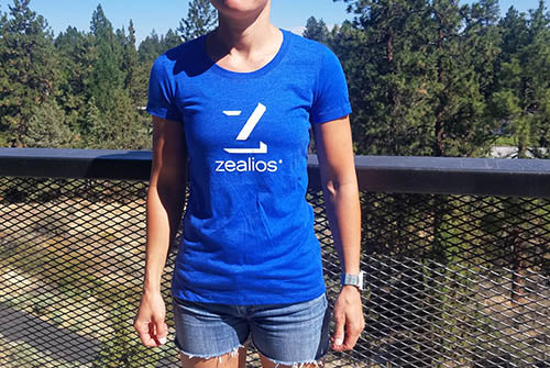 Women's Zealios Soft & Awesome T-Shirts