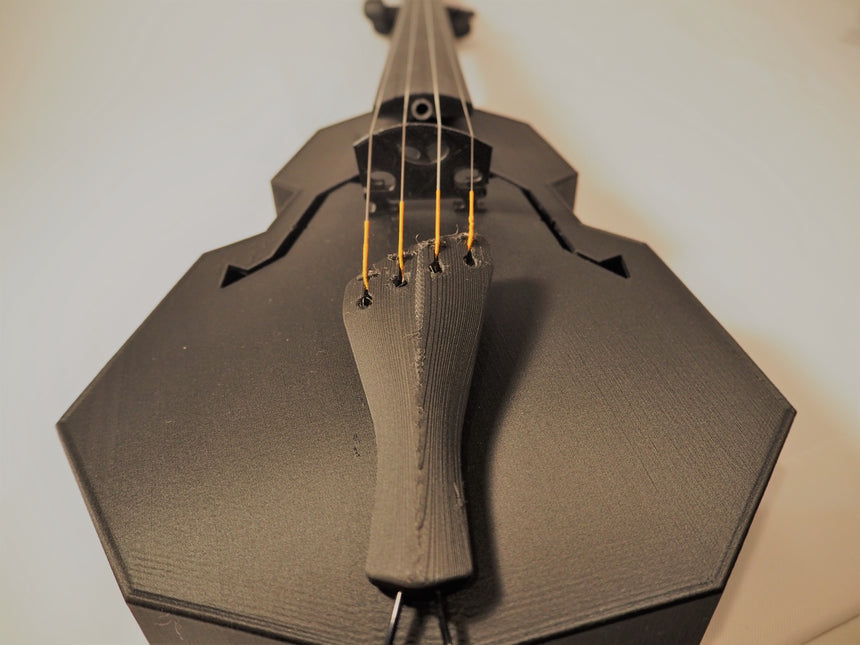 Anneal HTPLA-CF for a Truly Durable Fiddle