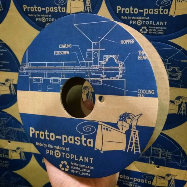 Ready, set, refresh - a new look for Protopasta