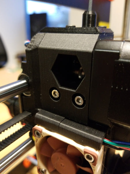 Using Heat Treated Carbon Fiber HTPLA for the Prusa MK3 R3 Extruder