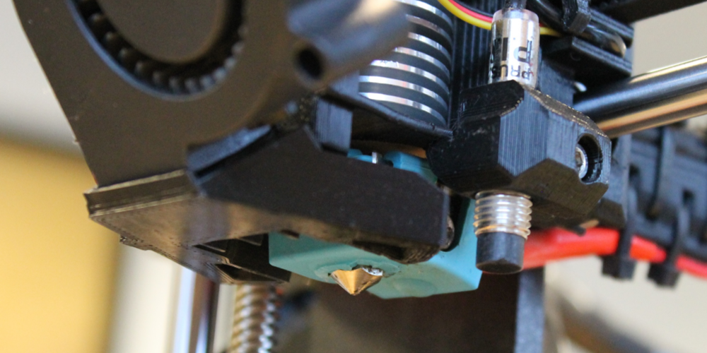 Tuning for Carbon Fiber HTPLA on your Prusa MK3 or other 3D
