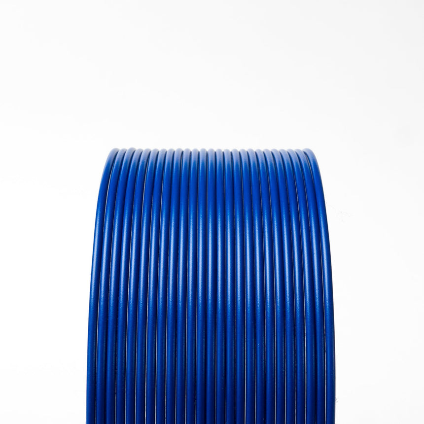 Blue Opaque HTPLA Filament Spool