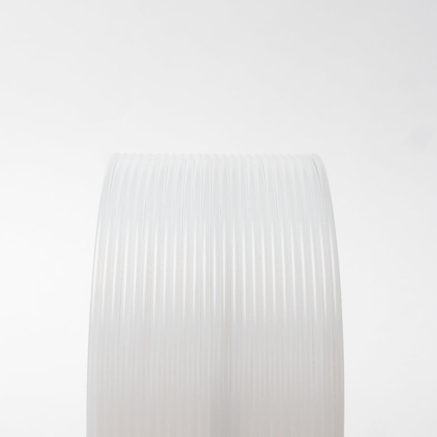 Natural Opaque HTPLA Filament Spool