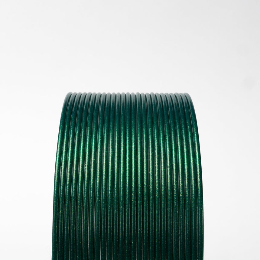 Cloverleaf Metallic Green HTPLA 3d filament