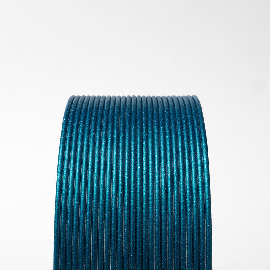 Mermaid's Tale Metallic Teal Filament Spool