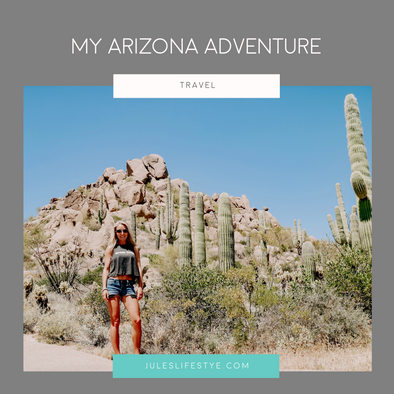 My Arizona Adventure