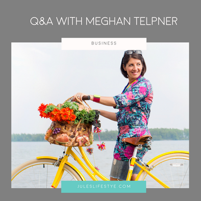 Q & A with Meghan Telpner