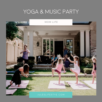 Yoga & Music Party