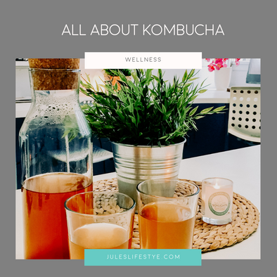 All About Kombucha