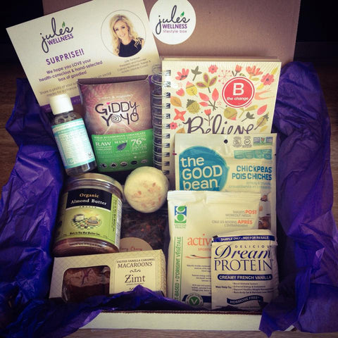 Monthly Lifestyle Subscription Box