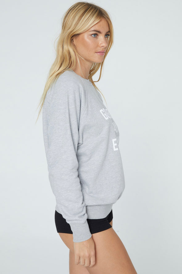 Spiritual Gangster Everyday Classic Crew Sweatshirt