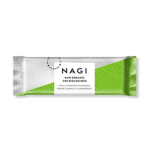 Nagi Raw Organic Energy Bar