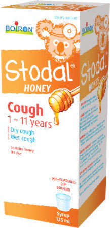 Borion Stodal Honey Cough Syrup: Child