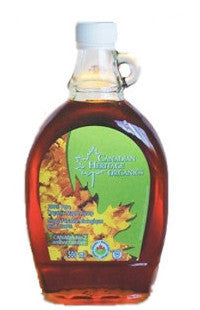 Canadian Heritage Organic Maple Syrup
