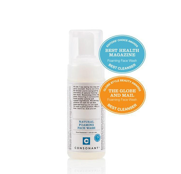 Consonant Organic Face Wash Unscented