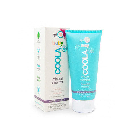 Buy Coola Baby Suncare Mineral Sunscreen Spf 50 On Jule S