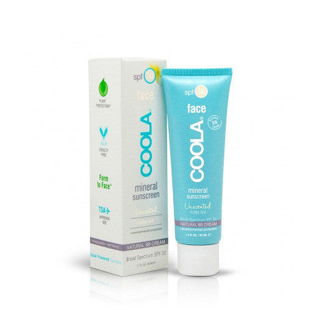 Coola Suncare Mineral Facial Sunscreen SPF 30
