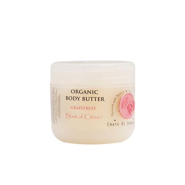 Crate 61 Ezensa Body Butter Grapefruit