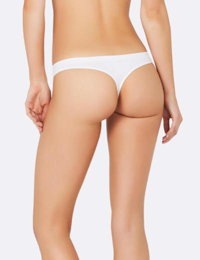 Boody Wear Bamboo G-String White